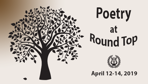 Poetry Forum April 12-14, 2019